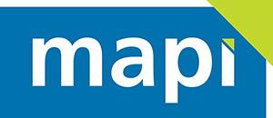 MAPI Magyar Fejlesztési Iroda Zrt. Retina Logo