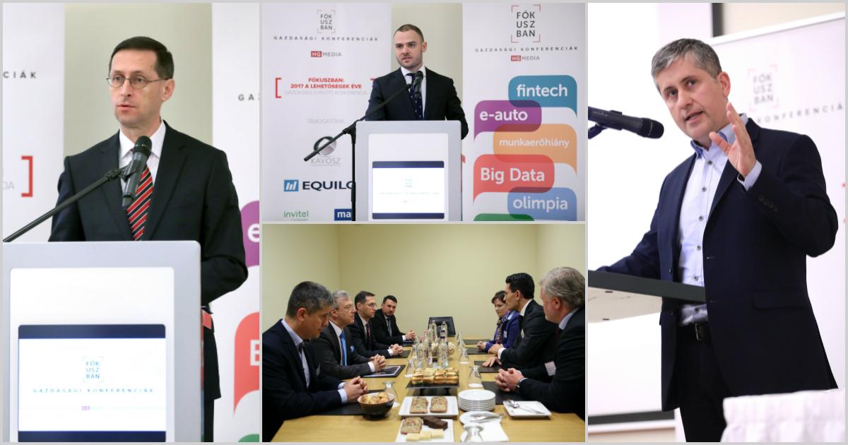 Gazdasági évnyitó – 2017 a lehetőségek éve
