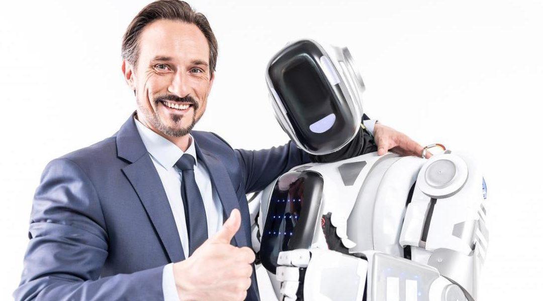 Akármennyi robot jöhet, az IPAR 4.0-ban is az ember a kulcstényező