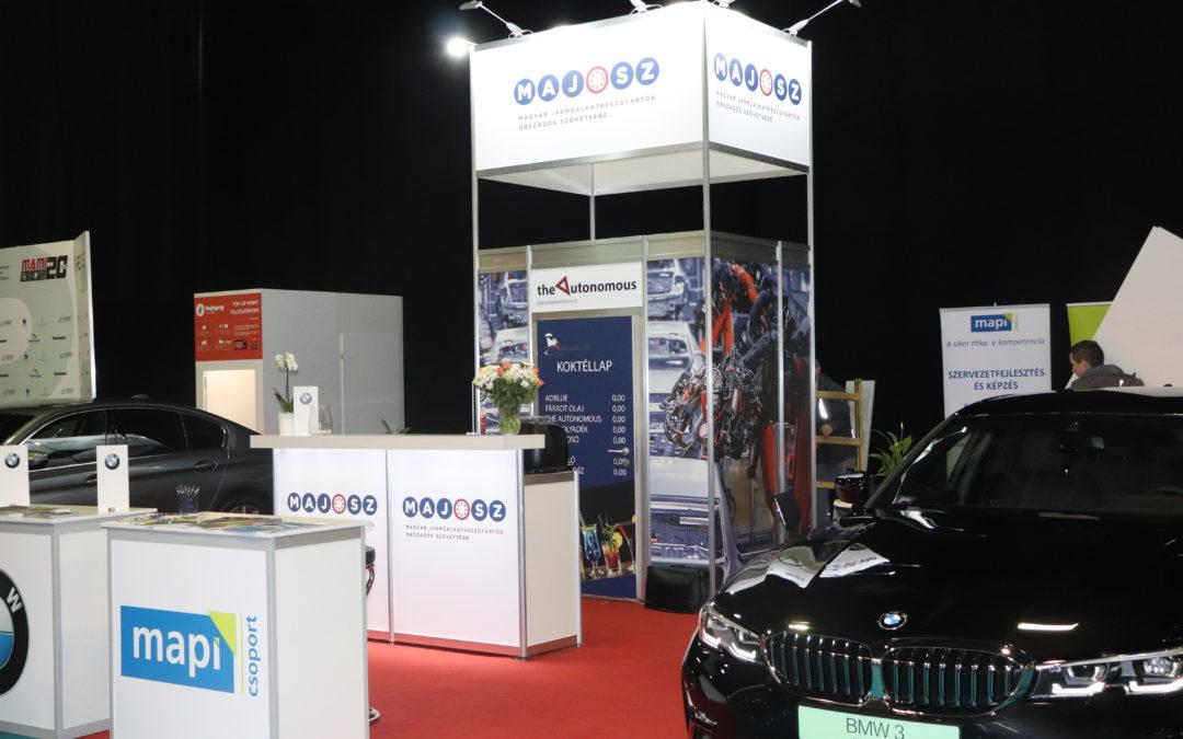 Keresse fel a MAPI standját az AUTOMOTIVE HUNGARY szakkiálításon