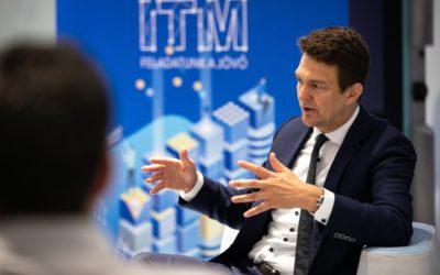 Online konferencia Dr. György László államtitkárral