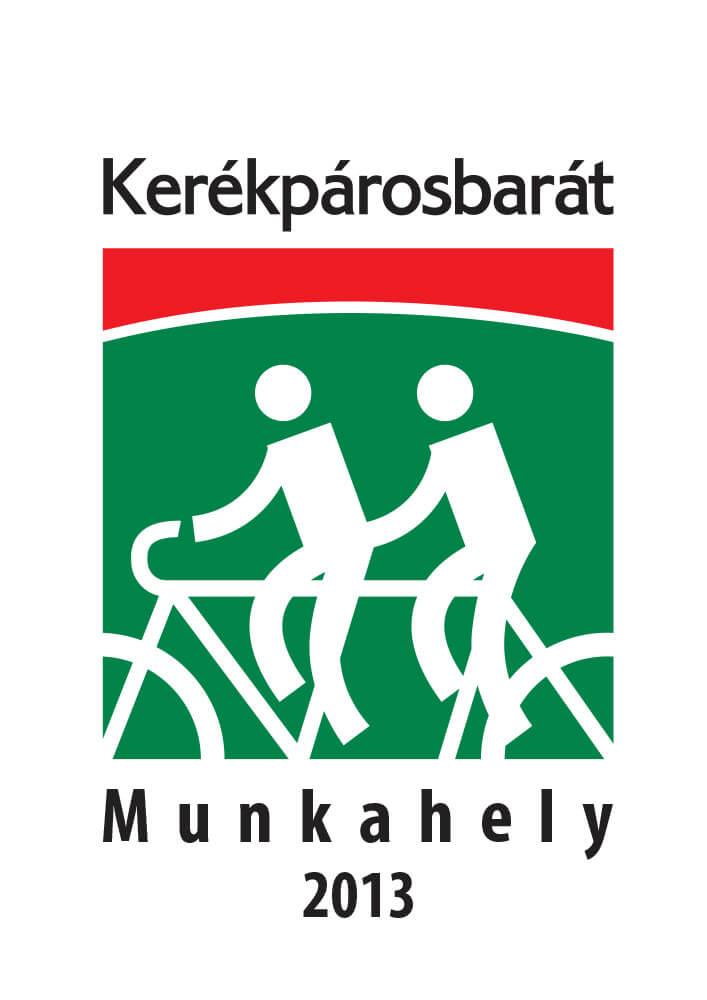 Kerékpárosbarát Munkahely 2013